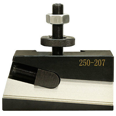 """10-15"""" BXA Quick Change Post Universal Parting Blade Tool Holder #7 250-207"""