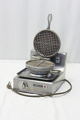 Wells L-12 Commerical Waffle Iron