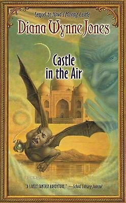 Castle in the Air by Diana Wynne Jones (English) Mass Market Paperback Book