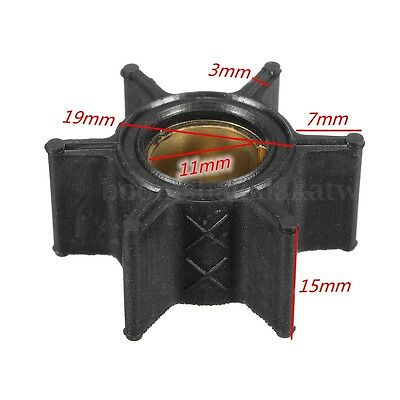 Water Pump Impeller For Mercury 3.5/4/4.5/7.5/9.8hp Outboard Motor 47-89980 NEW