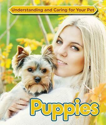 Puppies by Julia Barnes (English) Hardcover Book Free Shipping!