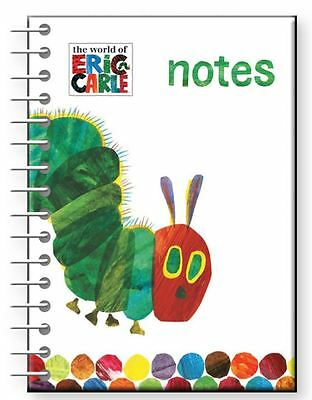A5 Hardcover Lined Notebook The World Of Eric Carle The Hungry Caterpillar