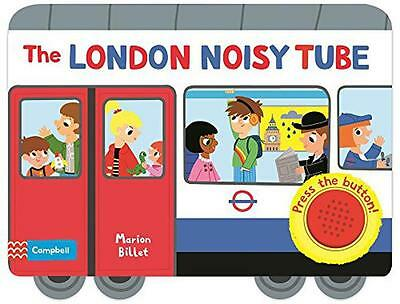 The London Noisy Tube (Sound Books), Billet, Marion | Board book Book | 97815098