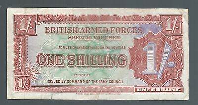 GREAT BRITAIN 1 SHILLING 1948 2ND SERIES BRITISH ARMED FORCES Pick M18a