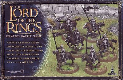 LORD OF THE RINGS - Knights of Minas Tirith LOTR 06-11 Citadel GAMES WORKSHOP