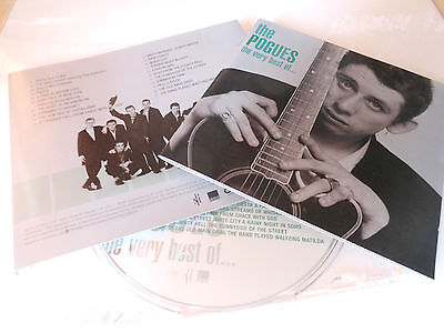 THE POGUES  Cd album THE VERY BEST OF