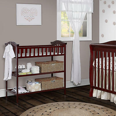 Dream On Me Jessica Changing Table - Cherry