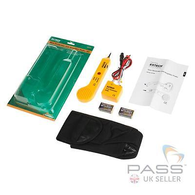 NEW Extech 40180 Tone Generator and Amplifier Probe Kit - Genuine UK Stock