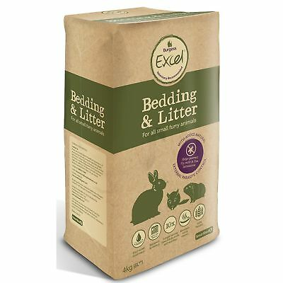 Burgess Group Excel Small Animal Bedding And Litter