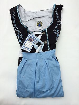 Germany,German,MAY,Fest,Oktoberfest,Dirndl Dress,2-pc.+FREE Blouse.Sz.6