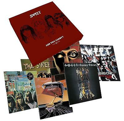The Sweet Are You Ready? (The Rca Era) VINYL Box set 7 LP's  Limited Edition