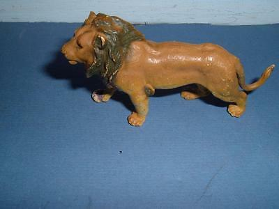 Plastic Jeol G109 Hong Kong Male Lion Nice Used Condition Scroll Down 4 Photos