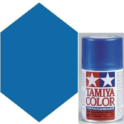 Tamiya PS-16 Metallic Blue Polycarbonate Spray Paint Mid-America Naperville