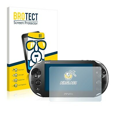 Panzerfolie Sony PCH-2000-Serie PlayStation PS Vita Slim Touchpad Glasfolie