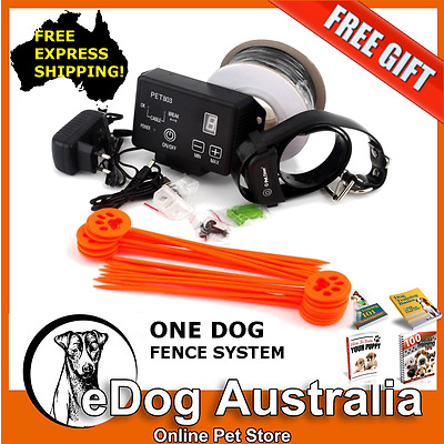 Petrainer Complete Dog Fencing Perimeter System | One Collar | Garden Security
