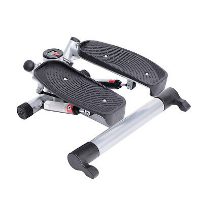 Mini Exercise Stepper LCD Gym Equipment Aerobic Workout Fitness