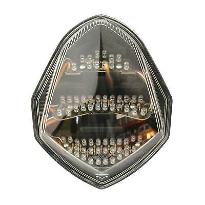 Bike It Clear LED Rear Light For Suzuki 2006 GSX1400 K6