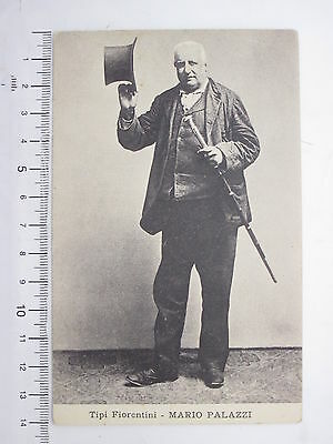 Costumes-Folklore-Italy-Florence-Firenze-Famous People-V9A-S58605