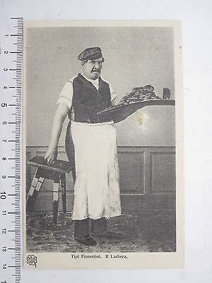 Costumes-Folklore-Italy-Florence-Firenze-Famous People-V9A-S58606