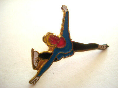 Pins Rare Figure Skating Patinage Artistique