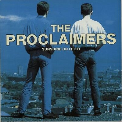 THE PROCLAIMERS Sunshine On Leith 1988  UK vinyl LP EXCELLENT CONDITION
