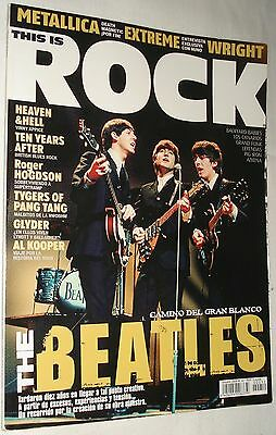 This Is Rock # 52 / The Beatles Ten Years After Metallica Extreme Glyder