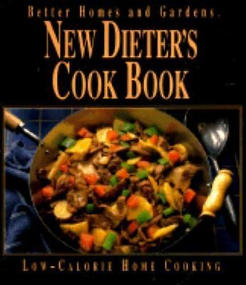 Better Homes and Gardens New Dieter's CookBook  (hardcover)