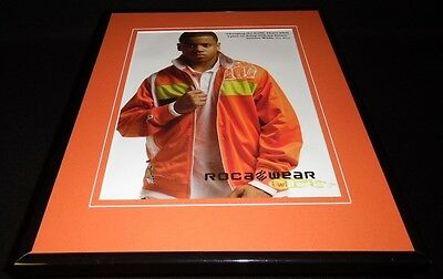 Tristan Wilds 2008 Rocawear Framed 11x14 ORIGINAL Advertisement The Wire