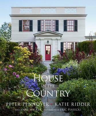A House in the Country by Katie Ridder Hardcover Book (English)