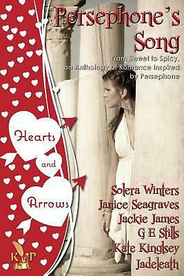 Persephone's Song by Solera Winters (English) Paperback Book Free Shipping!