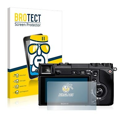 Sony Alpha NEX-7 Glass Film Screen Protector Protection