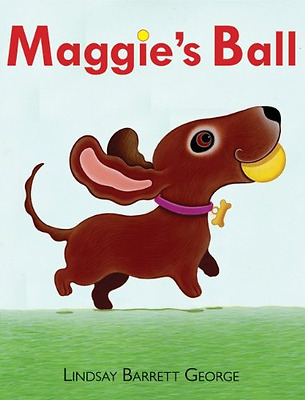 Maggie's Ball - Hardcover NEW Lindsay Barrett 2010-05-18