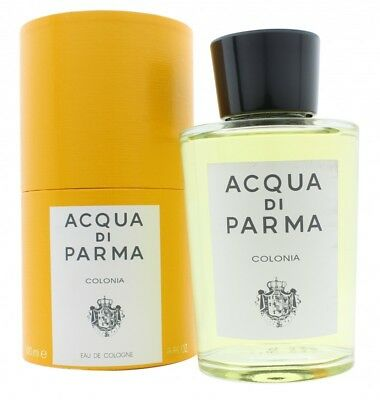 Acqua Di Parma Colonia Eau De Cologne 180Ml Splash. New. Free Shipping