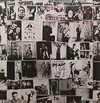 THE ROLLING STONES Exile On Main St Gatefold 2 x Vinyl LP BRAND NEW & SEALED