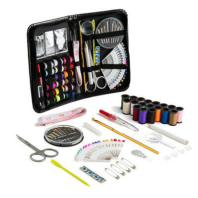 91Pcs Portable Sewing Kit Home Travel Emergency Professional Sewing Set