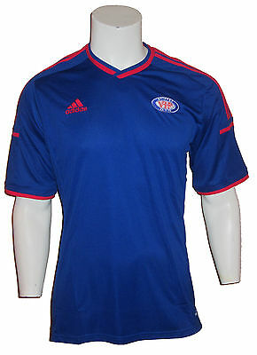 Adidas Valerenga Oslo If [ Size L / Xl ] Home Tricot Jersey Blue