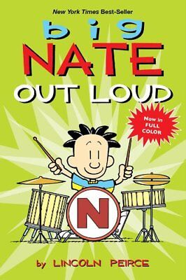 """Ex-Library"",Big Nate Out Loud,Lincoln Peirce"