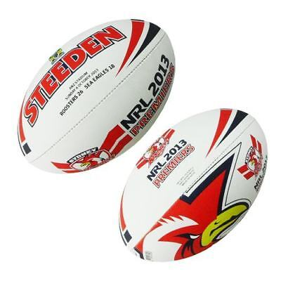 Sydney Roosters 2013 Premiership Ball size 5