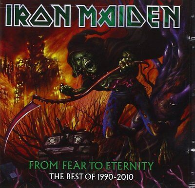 Iron Maiden From Fear To Eternity The Best Of 1990-2010 3 X Picture Disc Vinyl