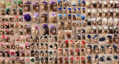 Fascinators, Ideal Starter Pack, Shop, All Colours, Wedding, Market, Ebayer