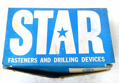 "Star Toggle Bolt 5/16"", 4"" R, 3020 40000, Box Of 24"