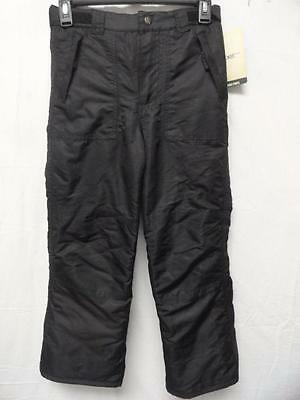 Youth Cherokee Black Snowboard Pants Size: M (NWT)