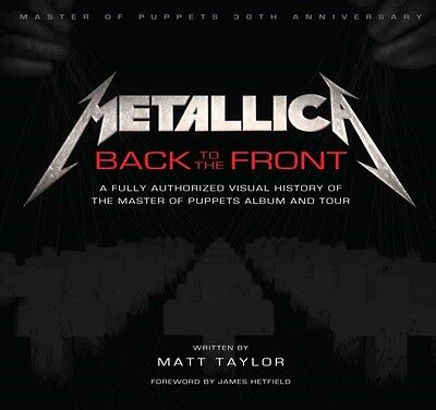 Metallica Back To The Front, 9781608877461