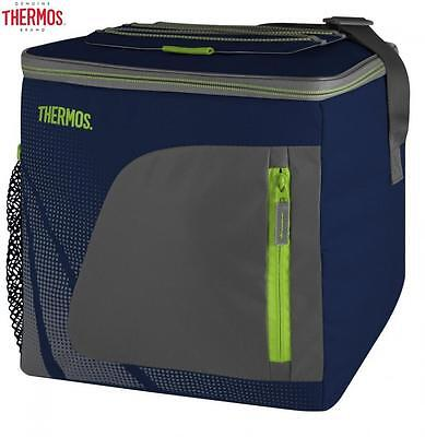 Thermos Radiance Insulated Cooler 24 Can/15 Litre Navy Blue Cooler Bag