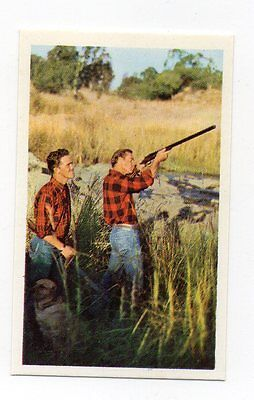 #11 GAME shooting  - Collector Sports card