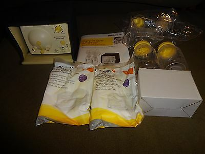 Medela Pump-In-Style Advanced Double Electric Breastpump New Free Shipping