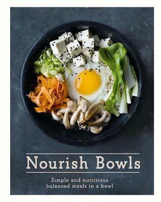 NEW Nourish Bowls By Quadrille Hardcover Free Shipping