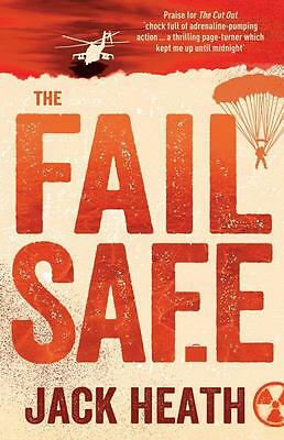 NEW The Fail Safe By Jack Heath Paperback Free Shipping