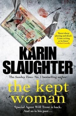 NEW The Kept Woman By Karin Slaughter Paperback Free Shipping