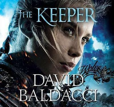 NEW The Keeper By Fiona Hardingham Audio CD Free Shipping